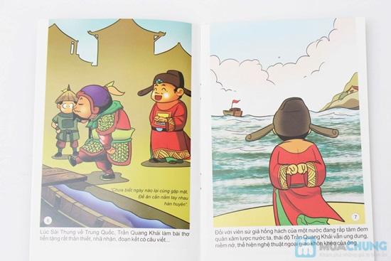 10 cuốn Truyện tranh Danh nhân nước Việt. Chỉ với 78.000đ - 10