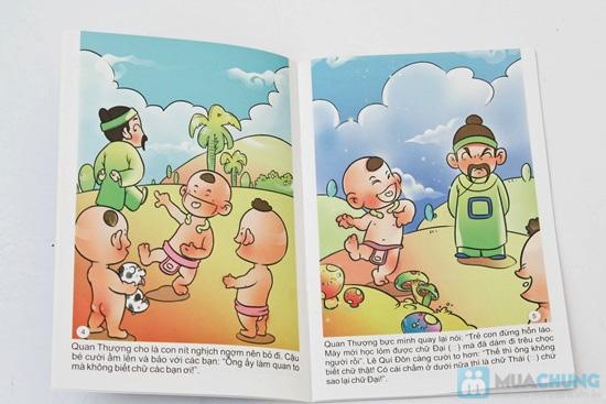 10 cuốn Truyện tranh Danh nhân nước Việt. Chỉ với 78.000đ - 17