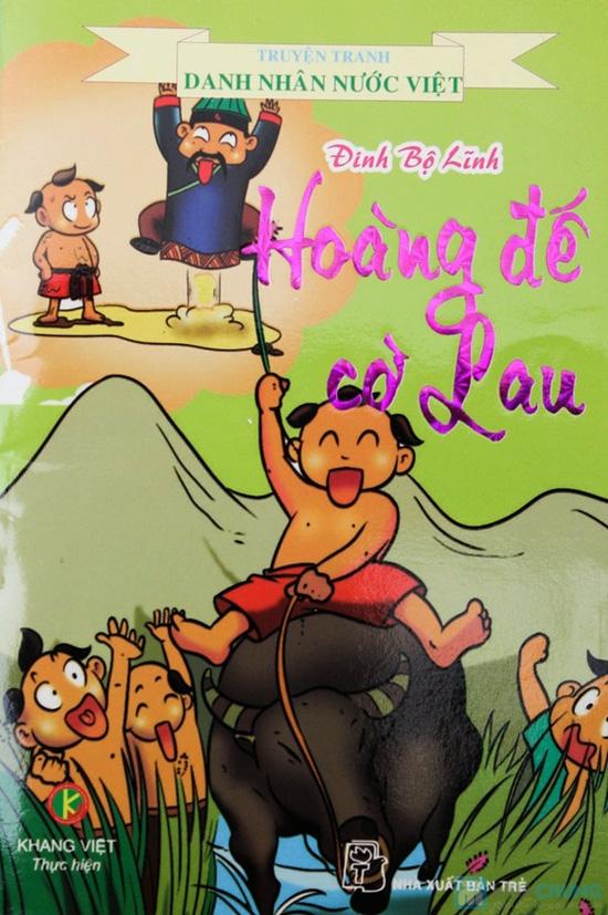 10 cuốn Truyện tranh Danh nhân nước Việt. Chỉ với 78.000đ - 7
