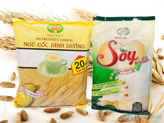 Bột ngũ cốc dinh dưỡng + Bột sữa đậu nành - Chỉ 147.000đ - 5