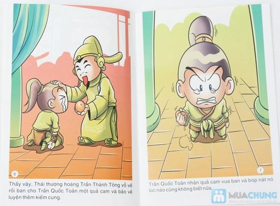 10 cuốn Truyện tranh Danh nhân nước Việt. Chỉ với 78.000đ - 9