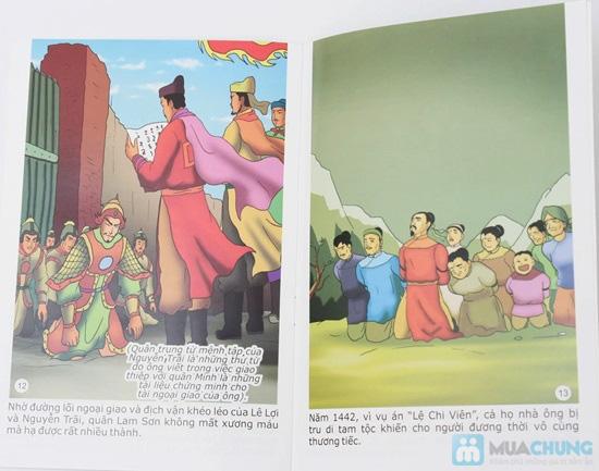 10 cuốn Truyện tranh Danh nhân nước Việt. Chỉ với 78.000đ - 12