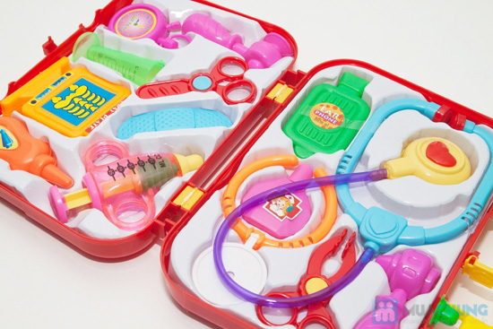 Bộ đồ chơi Học làm bác sỹ cho bé - Chỉ 90.000đ/ 01 bộ - 2