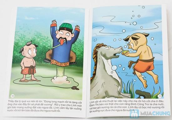 10 cuốn Truyện tranh Danh nhân nước Việt. Chỉ với 78.000đ - 16