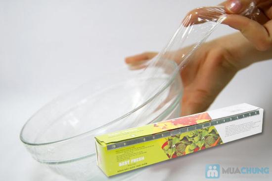 Combo 04 hộp màng bọc thực phẩm của NHẬT - Best Fresh - An toàn, tiện lợi, bảo vệ thực phẩm luôn sạch sẽ, chống khuẩn - 3