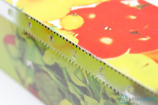Combo 04 hộp màng bọc thực phẩm của NHẬT - Best Fresh - An toàn, tiện lợi, bảo vệ thực phẩm luôn sạch sẽ, chống khuẩn - 5