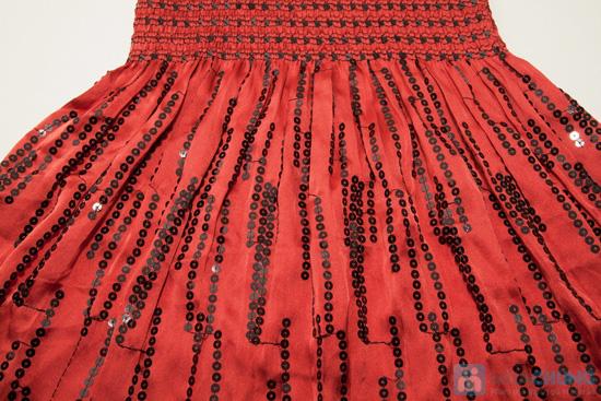 Đầm 2 dây xòe cho bé gái - Chỉ 65.000đ - 3