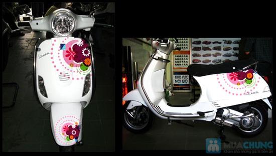 Dịch vụ dán decal trang trí xe máy - 4