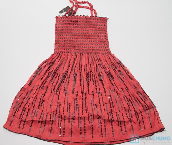 Đầm 2 dây xòe cho bé gái - Chỉ 65.000đ - 1
