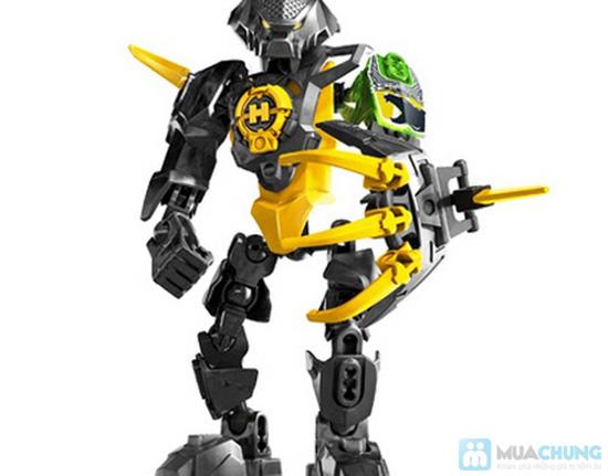 Combo 2 Đồ chơi lắp ráp Robot cho bé - 7