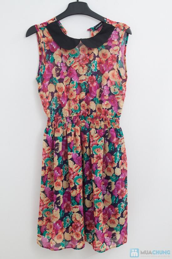 Đầm voan hoa xinh xắn - Chỉ 115.000đ/01 chiếc - 9