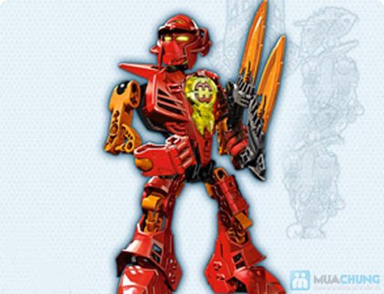 Combo 2 Đồ chơi lắp ráp Robot cho bé - 8