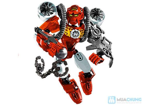 Combo 2 Đồ chơi lắp ráp Robot cho bé - 10