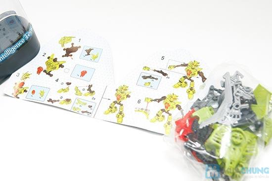Combo 2 Đồ chơi lắp ráp Robot cho bé - 3