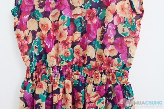 Đầm voan hoa xinh xắn - Chỉ 115.000đ/01 chiếc - 7