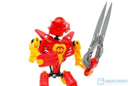 Combo 2 Đồ chơi lắp ráp Robot cho bé - 5