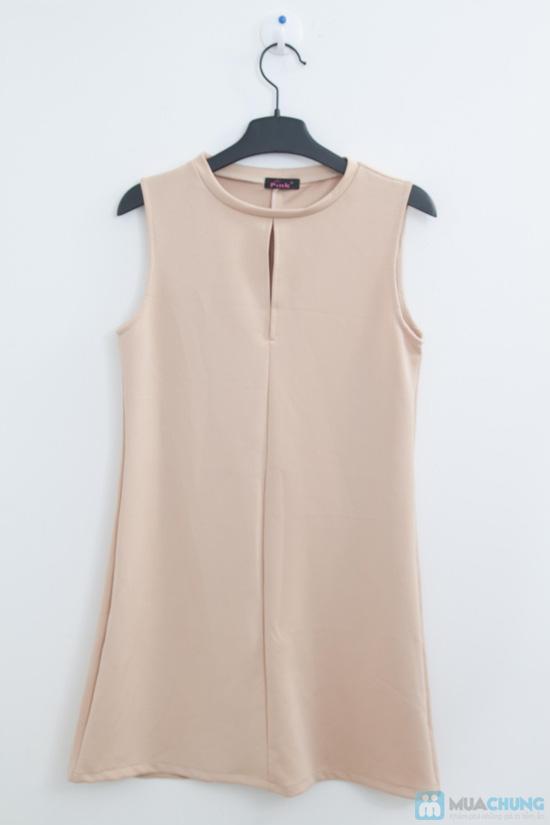 Đầm suôn xẻ ngực - Chỉ 100.000đ - 7