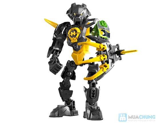Combo 2 Đồ chơi lắp ráp Robot cho bé - 9