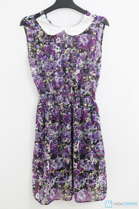 Đầm voan hoa xinh xắn - Chỉ 115.000đ/01 chiếc - 8