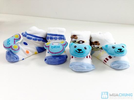 Tất 3D dành cho trẻ em - Ấm áp và cực đáng yêu cho bé - 6