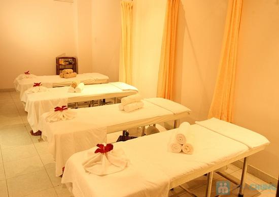Massage body bằng kem dưỡng ẩm (90 phút) tại Daisy Spa - Chỉ 65.000đ - 4