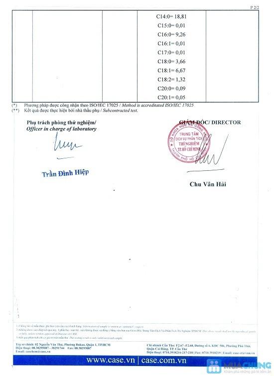 Dầu dừa tinh khiết (500ml) - Chỉ 95.000đ - 6