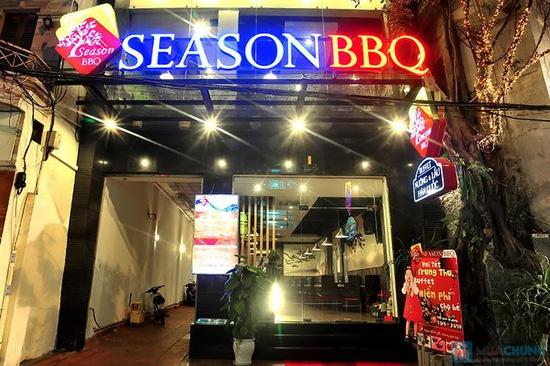 Buffet Nướng & Lẩu tại Season BBQ - 1
