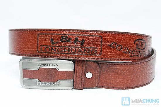 Thắt lưng nam Long Huang - 4