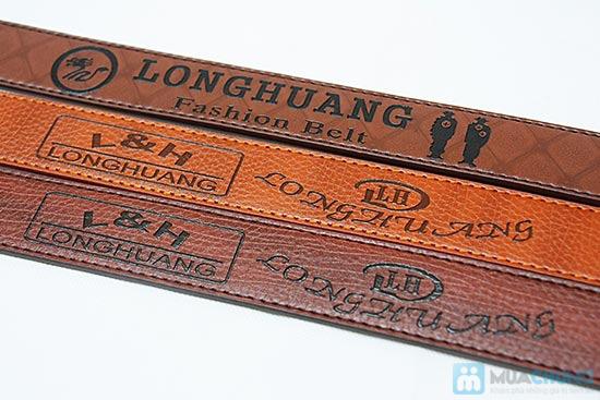 Thắt lưng nam Long Huang - 2