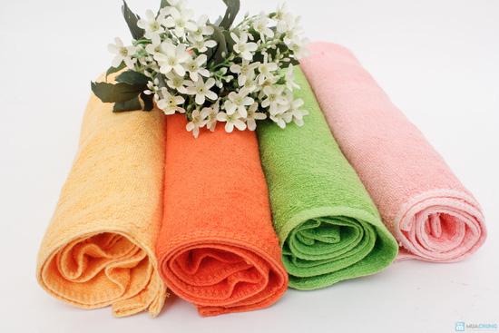 Combo 08 chiếc khăn mặt mềm mịn - 4