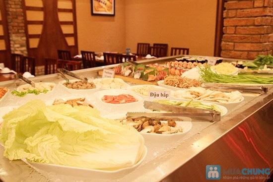 Buffet trưa hấp dẫn tại nhà hàng BBQ House - Chỉ 199.000đ/ 01 người - 13