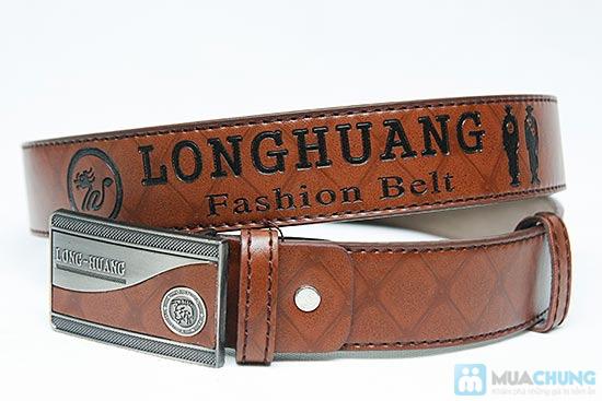 Thắt lưng nam Long Huang - 5