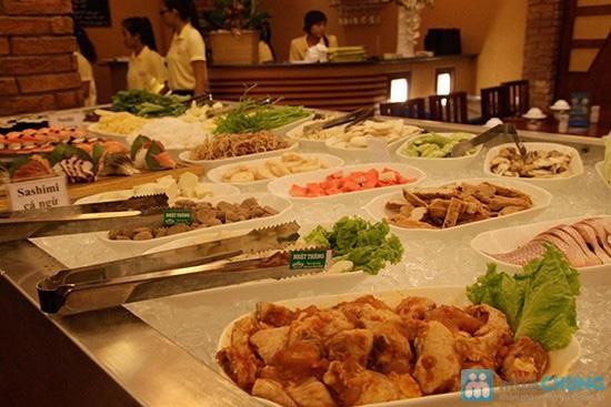 Buffet trưa hấp dẫn tại nhà hàng BBQ House - Chỉ 199.000đ/ 01 người - 6