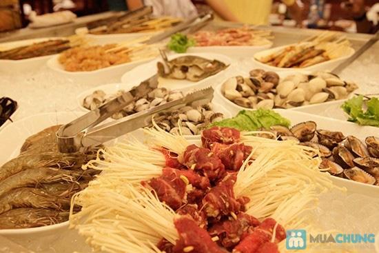 Buffet trưa hấp dẫn tại nhà hàng BBQ House - Chỉ 199.000đ/ 01 người - 12