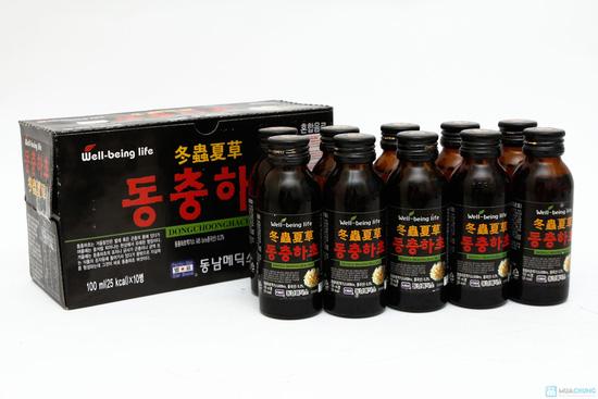 Nước uống Đông Trùng Hạ Thảo Hàn Quốc - 1