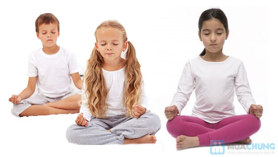 Yoga dành cho trẻ em tại Hương Anh Spa - 5