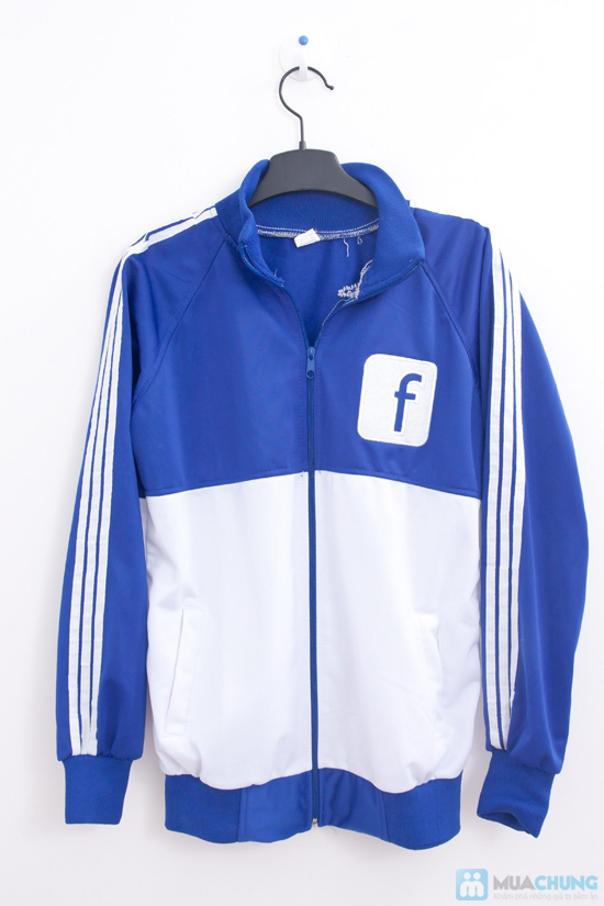Hot cùng cơn sốt áo khoác Facebook cho nữ - Chỉ 110.000đ/01 chiếc - 5