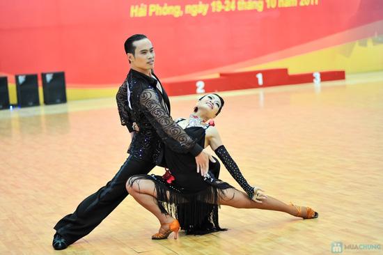 Khóa học khiêu vũ (08 buổi) tại Câu lạc bộ Khiêu vũ - Chỉ với 200.000đ - 1
