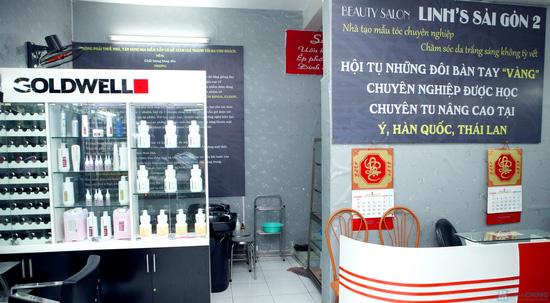 Gói làm tóc tại Salon Linh's Sài Gòn  - 5