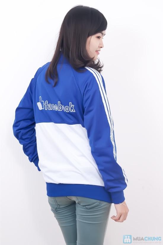 Hot cùng cơn sốt áo khoác Facebook cho nữ - Chỉ 110.000đ/01 chiếc - 2