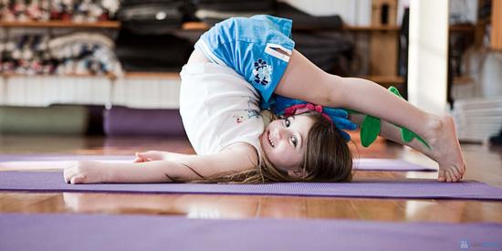 Yoga dành cho trẻ em tại Hương Anh Spa - 3