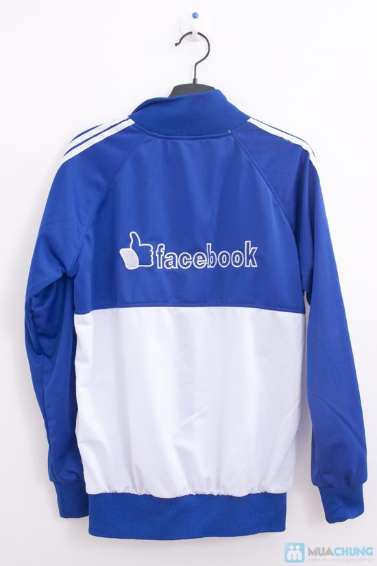 Hot cùng cơn sốt áo khoác Facebook cho nữ - Chỉ 110.000đ/01 chiếc - 6