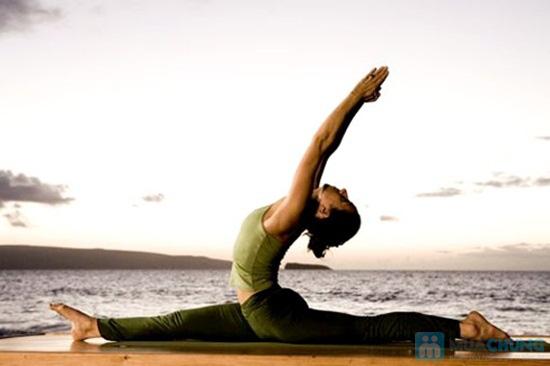 Khóa học Yoga tại trung tâm thẩm mỹ 193 - Chỉ 130.000đ/ 1 khóa - 2