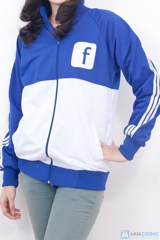 Hot cùng cơn sốt áo khoác Facebook cho nữ - Chỉ 110.000đ/01 chiếc - 4