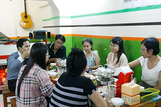 Lẩu Thái/ Lẩu T-Sum/ Lẩu Hàn Quốc + Tôm rang/1 đĩa cánh gà chiên nước mắm/ 1 đĩa cút tại QUÁN T- SUM-chỉ 89.000đ - 8