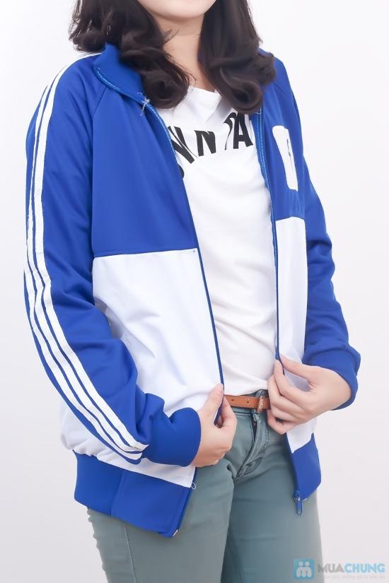Hot cùng cơn sốt áo khoác Facebook cho nữ - Chỉ 110.000đ/01 chiếc - 3