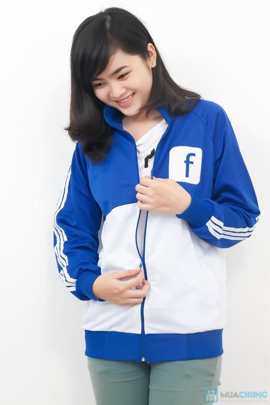 Hot cùng cơn sốt áo khoác Facebook cho nữ - Chỉ 110.000đ/01 chiếc - 1