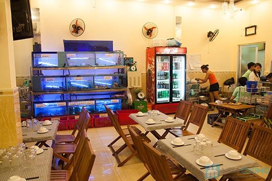 Nhà hàng Phương Cua - Chỉ 90.000đ được phiếu 180.000đ - 10