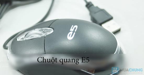 Chuột quang vi tính E5 - 2