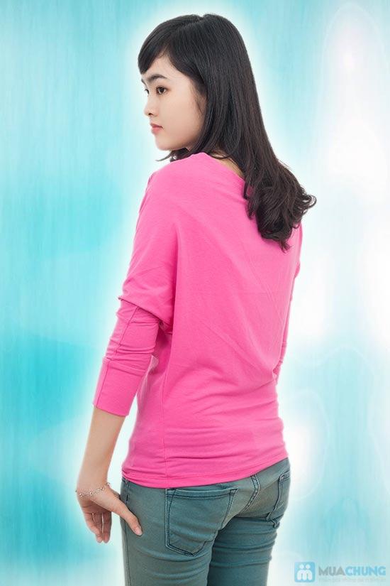 Áo lệch vai form rộng sành điệu cho bạn gái - Chỉ 89.000đ/ 01 chiếc - 6
